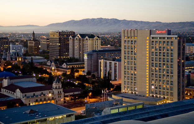 The San Jose Marriott Is Now Sold Out On Most Nights During Conference Please Make Your Reservation At Our Nearby Alternate Hotels See Right